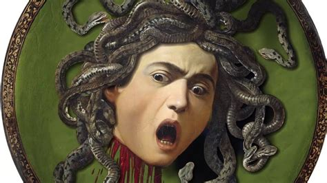 Testa di Medusa - Caravaggio - YouTube