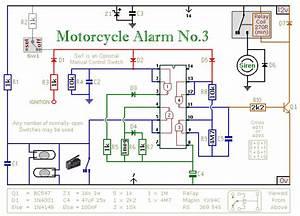 Motorcycle Alarm Number 3
