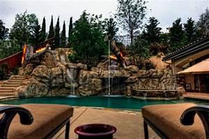 Above Ground Pool Rope Lighting Photo Page Hgtv