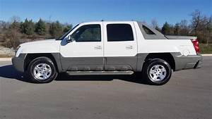 Sold 2002 Chevrolet Avalanche 4x4 Z71 1 Owner 172k Summit White For Sale 855-507-8520