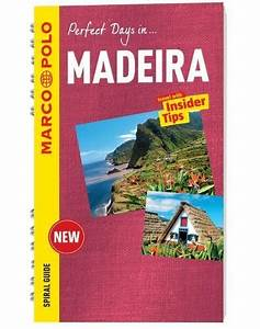Bl110 Madeira Marco Polo Travel Guides