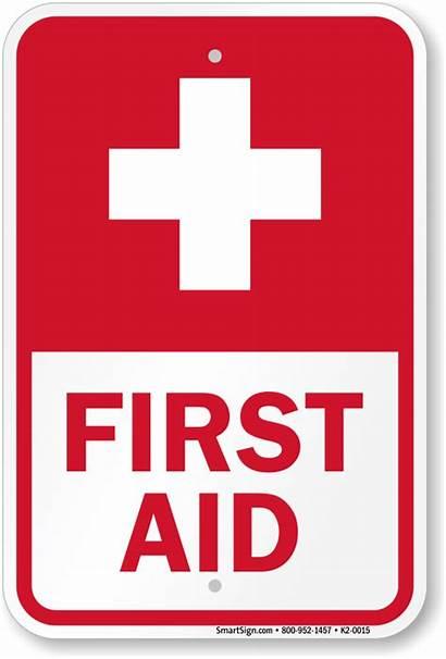 Aid Cross Sign Symbol Signs Emergency Medical