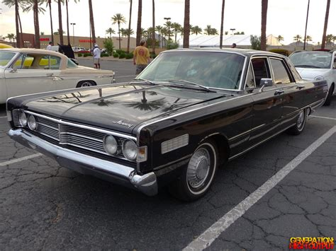 1966 Mercury Monterey Sedan: Ford's Middle Child   GenHO