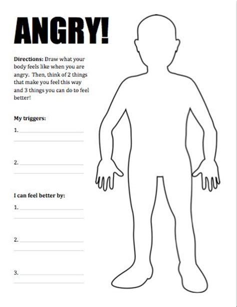 18 angry pack activity dealing with anger from one stop 651 | 785d568ac99107273398485f092a1e6a counseling worksheets counseling activities
