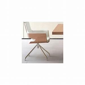S843 fauteuil de bureau ergonomique thonet bois hetre for Fauteuil salon ergonomique