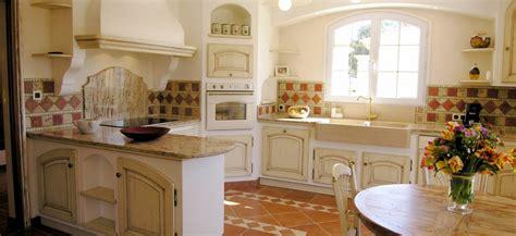 modele de cuisine provencale moderne cuisine provençale manoir cuisines provençales