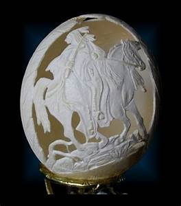 Hometalk My Egg Carving