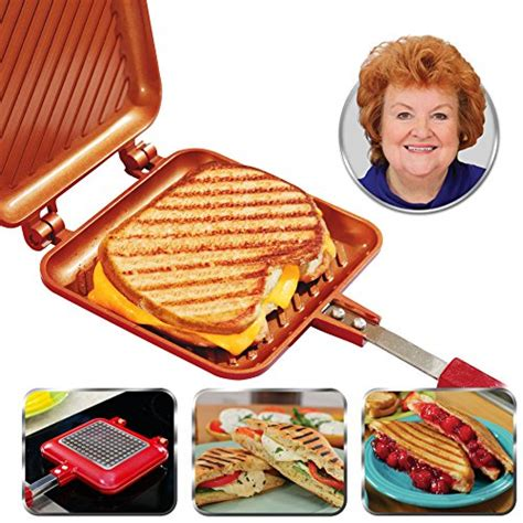 red copper  minute chef  bulbhead includes recipe guide  pack kitchenter