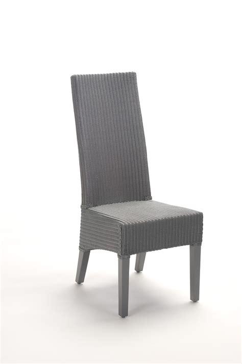 chaise dossier haut chaise haut dossier salle a manger maison design