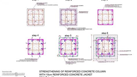 House With Hints Of Deco Detailing And A Smooth Neutral Palette by Concrete Column Repair Methods Home Decor Reinforced