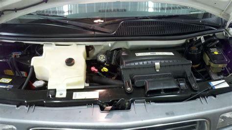 small engine maintenance and repair 2000 gmc savana 2500 regenerative braking pelican parts forums how do i remove a 2000 gmc savana 5 7 van engine