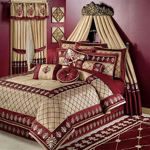 Elegant bedding sets california king elegant luxury for Elegant california king bedroom sets