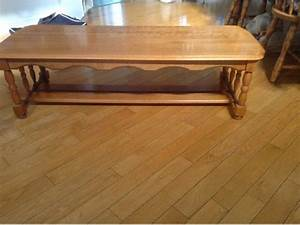 solid maple coffee and end table outside ottawa gatineau With solid maple coffee table