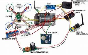 Plano De Conexiones De Arducopter Apm 2 6 Con Gps