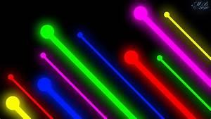 Neon Backgrounds | Neon Light Invasion - 1920x1080 ...
