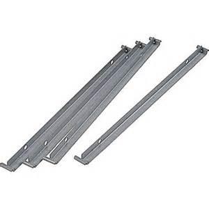 hon single rail hanging racks 4 pack