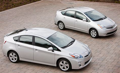 2004 Toyota Prius Information And Photos Zombiedrive