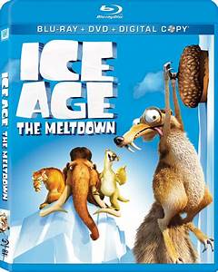 Ice Age: The Meltdown DVD Release Date November 21, 2006
