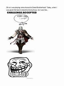 Assassin's Creed Troll