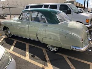 1950 Chevy Deluxe Powerglide