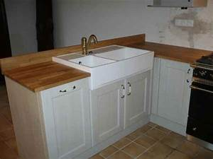 Cuisine Plan De Travail Bois : plan travail cuisine bois plan travail cuisine bois sur ~ Dailycaller-alerts.com Idées de Décoration