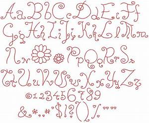 14 Pretty Calligraphy Fonts Images - Beautiful Calligraphy ...