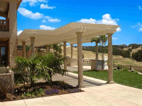 weatherwood 174 phoenix lattice patio covers duralum