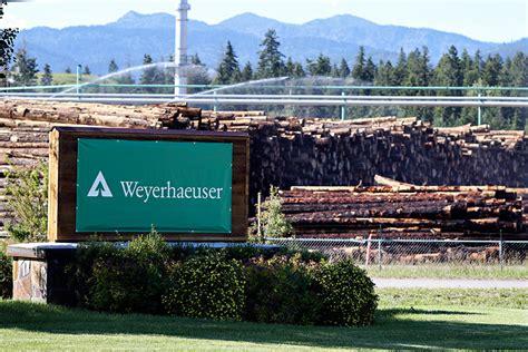 Following Facility Closures, Weyerhaeuser Mum on Future ...
