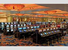 Miscellaneous Room In Casino With Slot Machines, picture