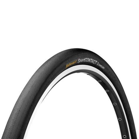 continental sport contact continental sport contact ii clincher commuting tyre