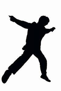 Hip Hop Dance Silhouette Png - ClipArt Best