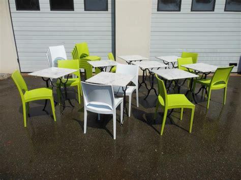 tables et chaises de restaurant d occasion chaise et table pour restaurant occasion chaise idées