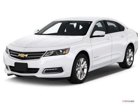 chevrolet impala prices reviews  pictures