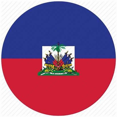 Flag Haiti Circled Icon Flags 512px