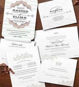 free wedding stuff free wedding samples wedding With minted wedding invitations samples