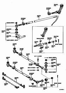 Front Steering Gear  U0026 Link For 1979