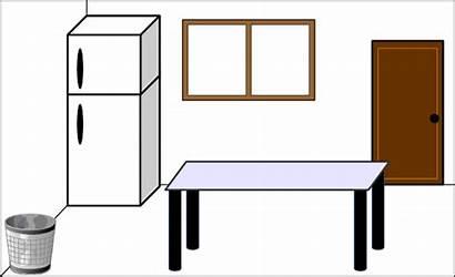 Kitchen Clipart Clip Cliparts Counter Transparent Vector