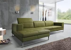 Canapé D Angle Vert : canape en cuir les coloris a la mode en 2015 blog de seanroyale ~ Teatrodelosmanantiales.com Idées de Décoration