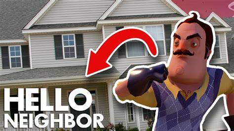 minecraft hello neighbor the neighbors has a secret