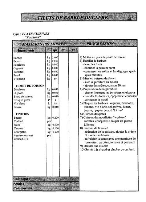 fiche technique vierge cuisine filets de barbue dugléré cuisines et astuces d 39 un