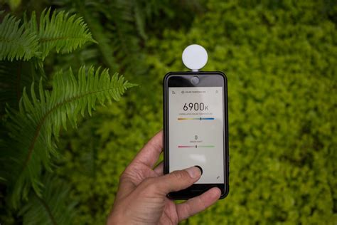 Lumu Light Meter by Dan Mccomb Seattle Documentary Filmmaker