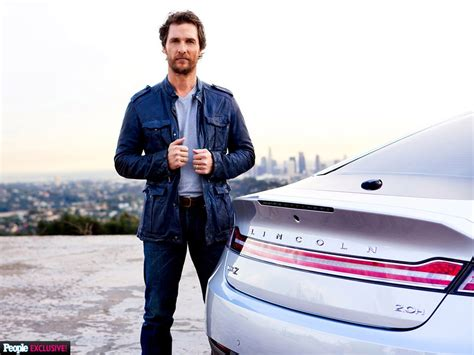 New Lincoln Car Commercial by Look See Matthew Mcconaughey S New Lincoln