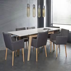 table de salle a manger moderne bois solutions pour la d 233 coration int 233 rieure de votre maison