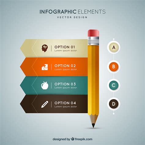 free editable infographic templates 40 free infographic templates to hongkiat