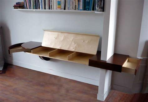 bureau atelier ébéniste créateur fabricant de bureau contemporain atelier
