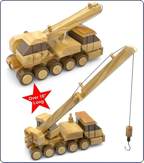 table  magic super crane wood toy plans