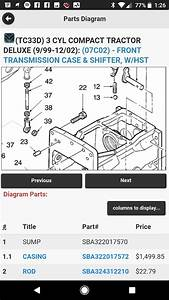 Equipment Parts Diagrams By Messick U0026 39 S