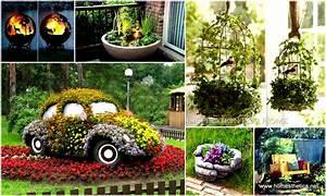 Backyard: Beautiful diy gardening decoration Diy Backyard