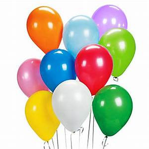 12quot birthday wedding party decor latex helium quality for Party balloon helium