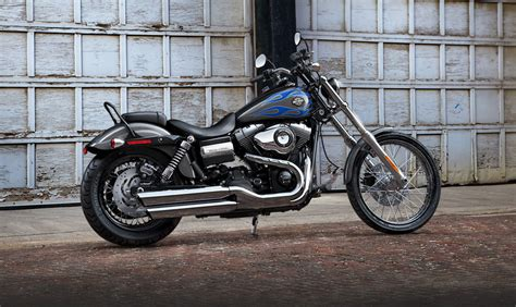 Harley-davidson Shows The 2014 Dyna Wide Glide Fxdwg